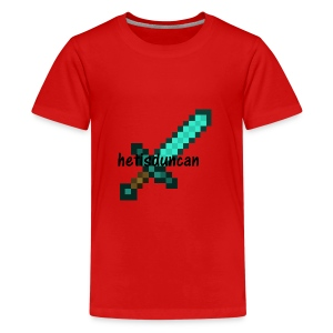 minecraft shirts - Teenager Premium T-shirt