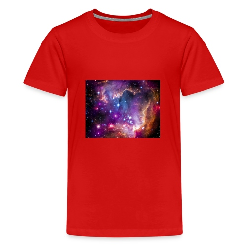 galaxy - Teenage Premium T-Shirt
