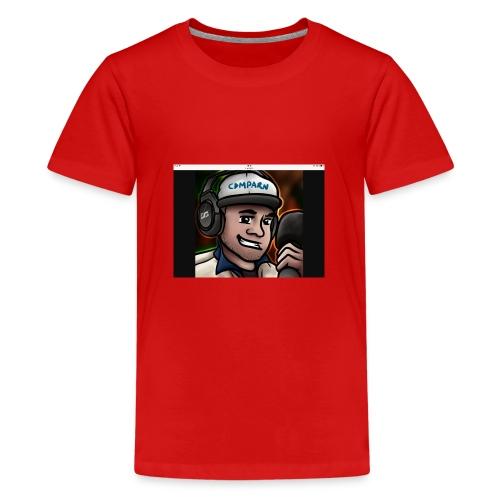 Comparns - Premium-T-shirt tonåring