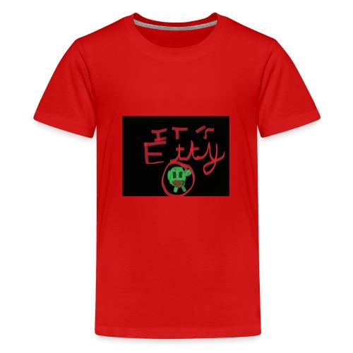 It's Etty - Teenage Premium T-Shirt