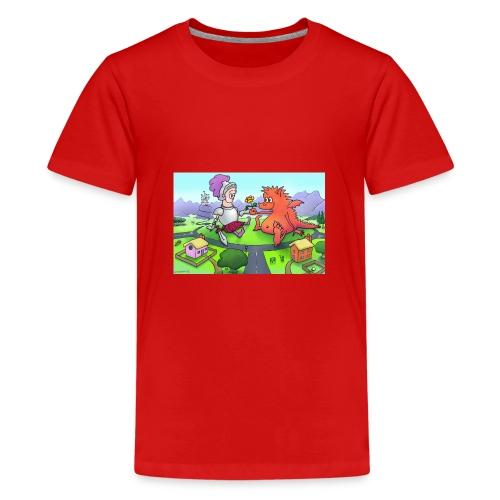 George - Teenage Premium T-Shirt