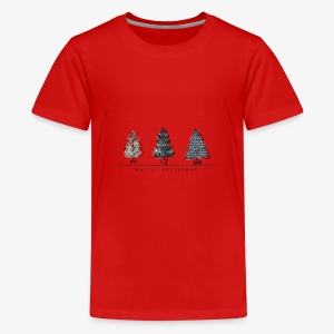 Merry Christmas - Teenager Premium T-Shirt