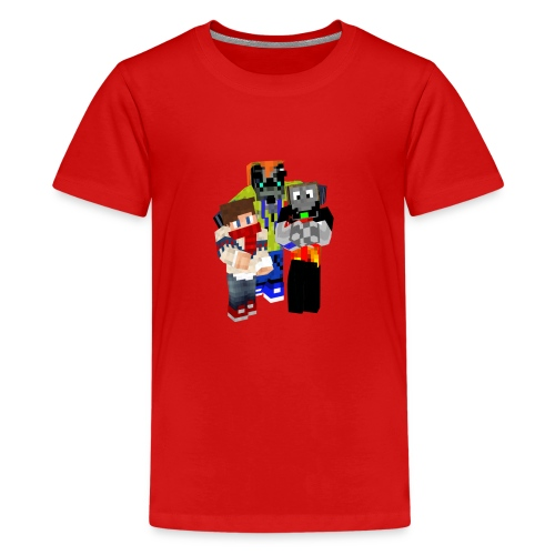 Youtube Paladins Trio - Teenager Premium T-Shirt