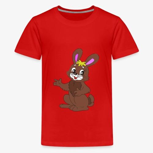 hase - Teenager Premium T-Shirt