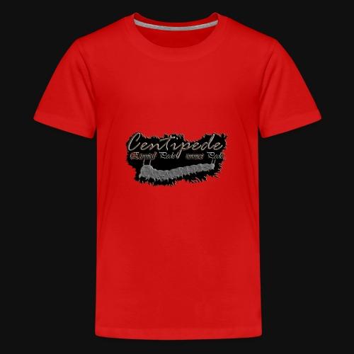 Einmal Pede immer Pede Merch - Teenager Premium T-Shirt