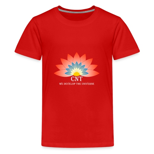 Support Renewable Energy with CNT to live green! - Teenage Premium T-Shirt