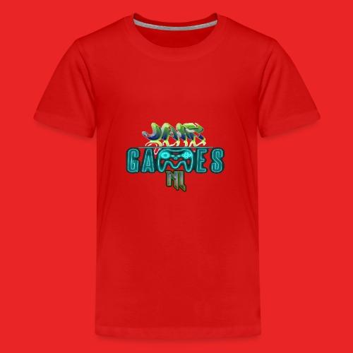 JairGames NL merch - Teenager Premium T-shirt