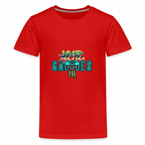 JairGames NL merch - Teenager Premium T-shirt