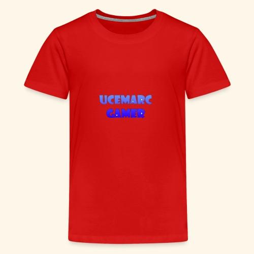 Channel Logo - Teenage Premium T-Shirt