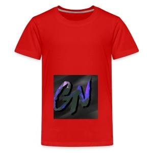 GyNoob - Premium T-skjorte for tenåringer