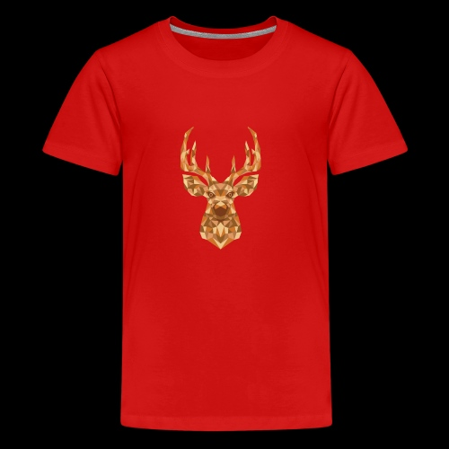 Deer-ish - Koszulka młodzieżowa Premium