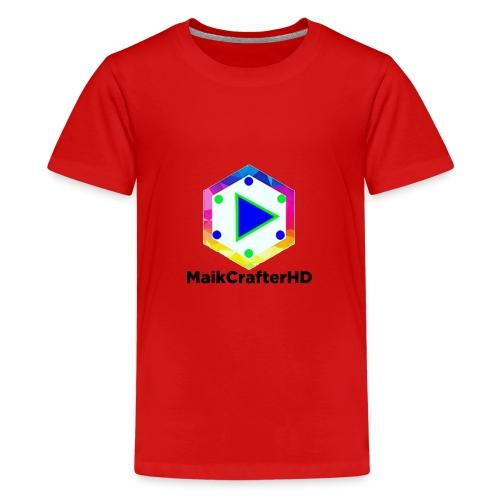 MaikCrafterHD - Teenager Premium T-Shirt