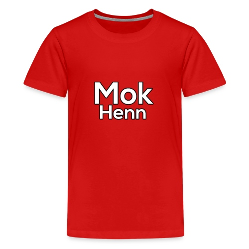 Mok Henn - Teenager Premium T-shirt