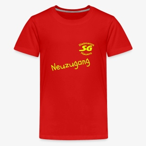 neuzugang - Teenager Premium T-Shirt