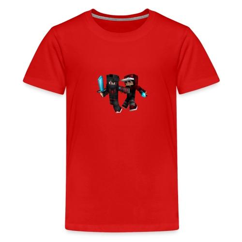 2 Sexy Typen - Teenager Premium T-Shirt