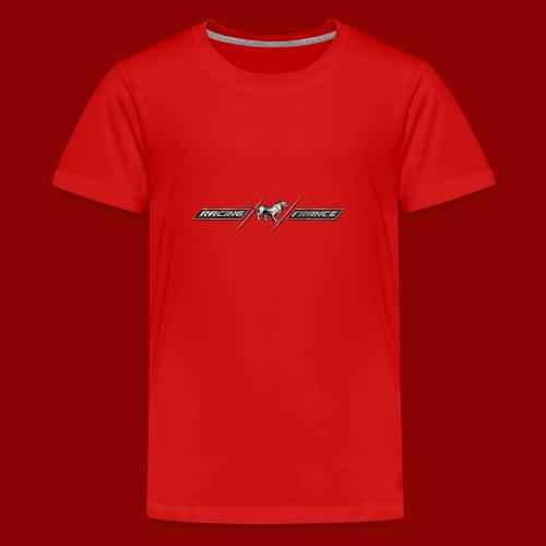Racing-France - T-shirt Premium Ado