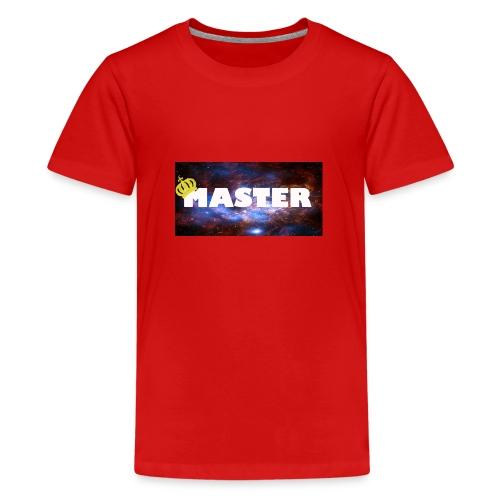 Master Family Design - Teenager Premium T-Shirt