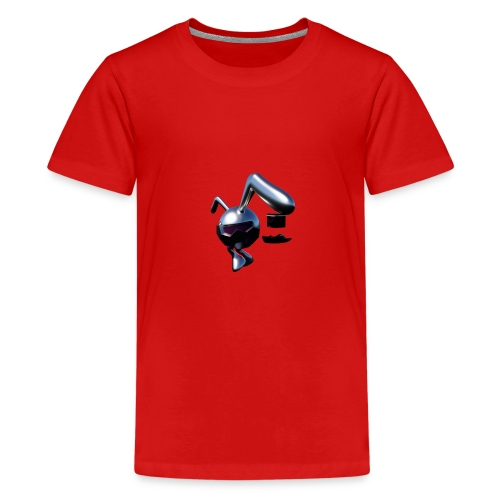 General Aya 001 - Teenage Premium T-Shirt