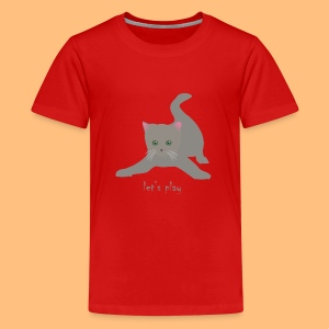 Kitten - Teenager Premium T-Shirt