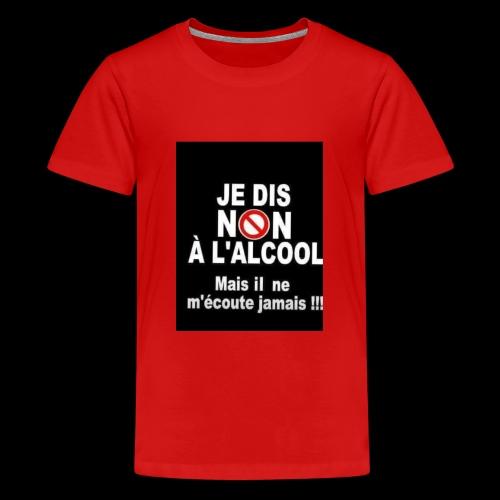1DCC2EA4 45E5 4113 9F8B 23BC8D6D3254 - T-shirt Premium Ado