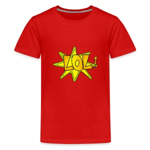 E4544E0A 1363 403F B96C F8EC27BBCC84 - Teenage Premium T-Shirt