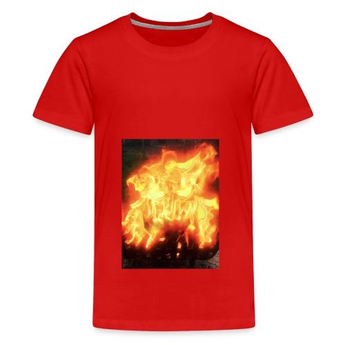 F080591A F747 428D A4F6 41660750730C - Teenage Premium T-Shirt