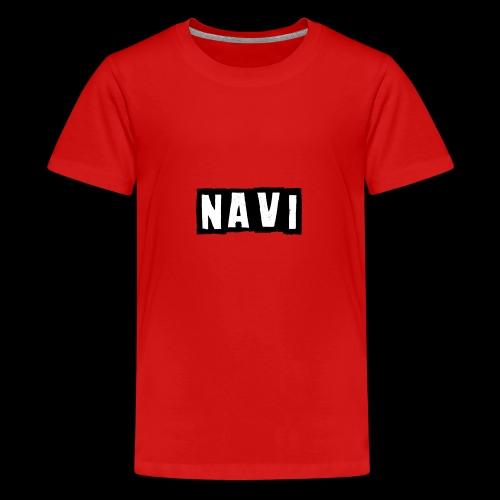 NAVI - Camiseta premium adolescente