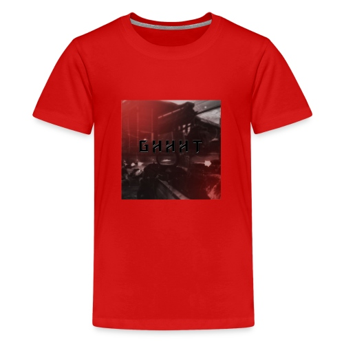 GHHHT - Teenager Premium T-Shirt