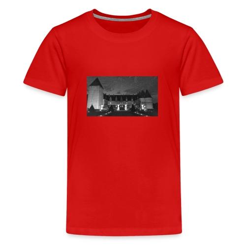 Chrome castle - T-shirt Premium Ado