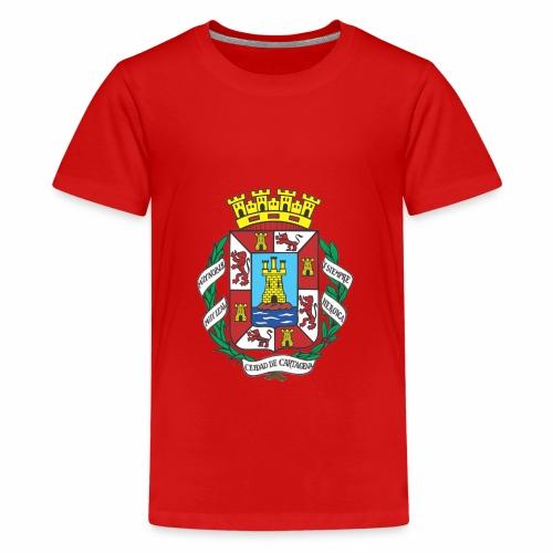Escudo Cartagena - Camiseta premium adolescente