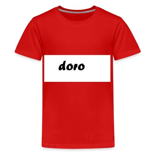 doro - Teenager Premium T-Shirt