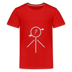 Gender - Teenager premium T-shirt