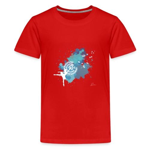 DANCER DANDELION - Maglietta Premium per ragazzi