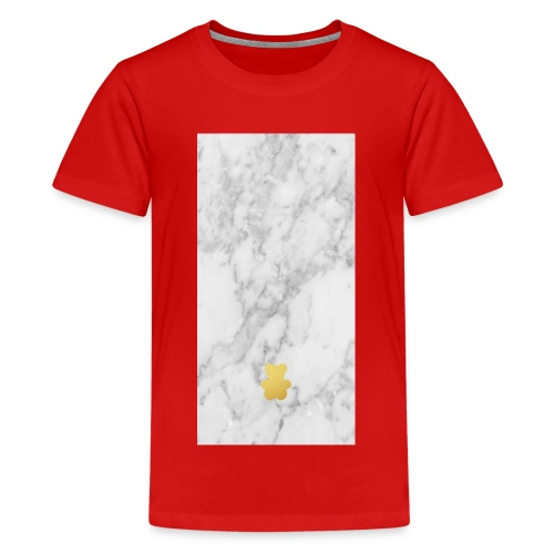 Marble - Teenage Premium T-Shirt