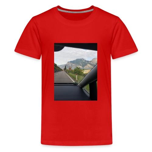 Urlaub Lago - Teenager Premium T-Shirt