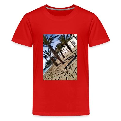 IMG 20180120 143635 - Teenager Premium T-Shirt
