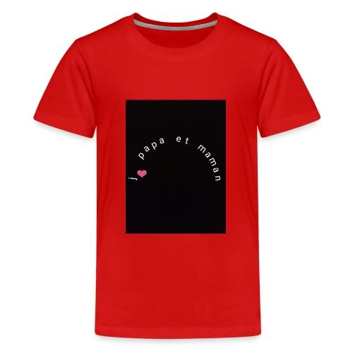 Bebe - T-shirt Premium Ado