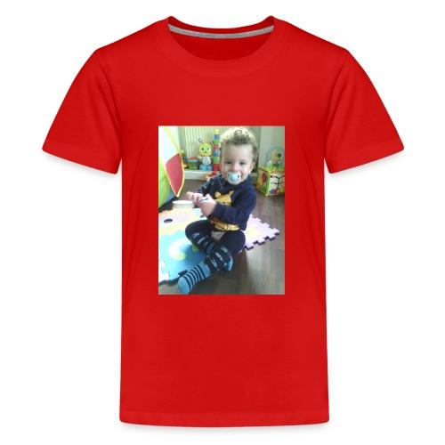 Kinderlachen - Teenager Premium T-Shirt