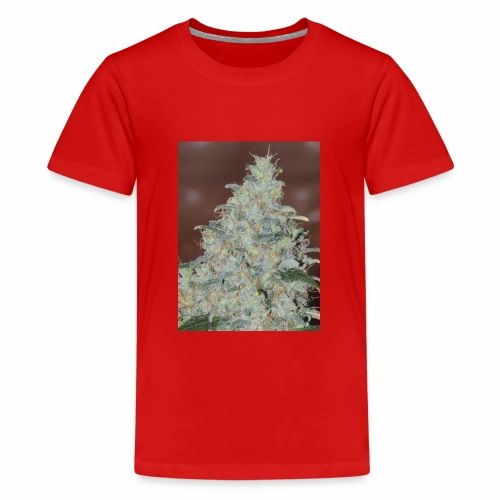 Weedy - Teenager Premium T-Shirt