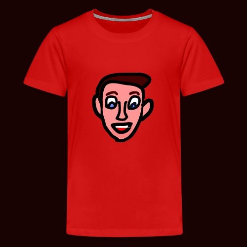 Stefjeee merch - Teenager Premium T-shirt