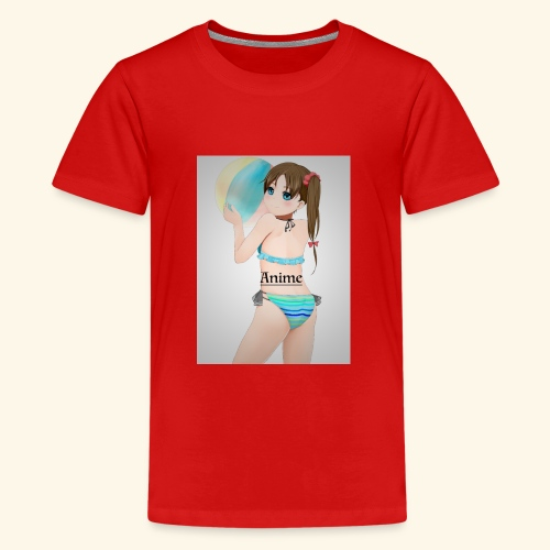 Anime - Teenager Premium T-Shirt