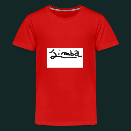 LOGO1-png - Maglietta Premium per ragazzi