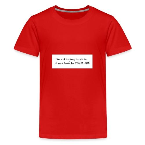 Tee shirt - Teenage Premium T-Shirt