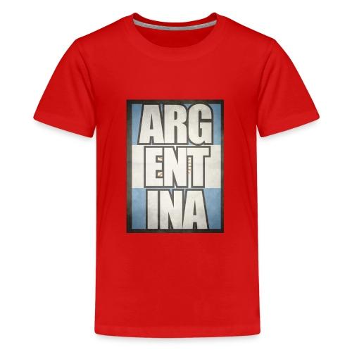 Argentina - Teenager Premium T-Shirt