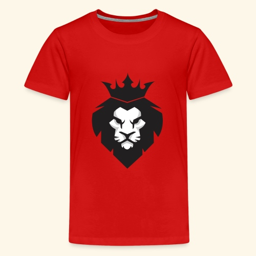 Royal Lion - T-shirt Premium Ado