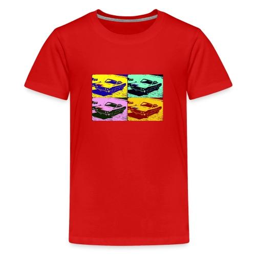 70er Torino War - Teenager Premium T-Shirt