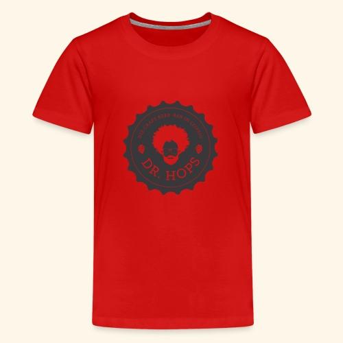 170402 Logo ohne Hintergrund - Teenager Premium T-Shirt
