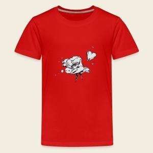 Rosenblattherz - Teenager Premium T-Shirt