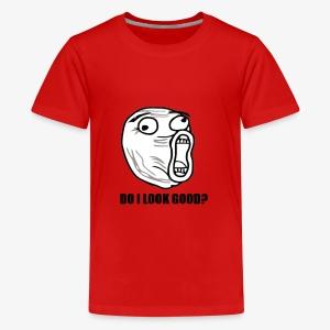 DERP - Teenager Premium T-shirt