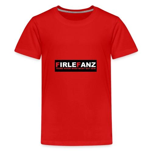 Teure Musik - Teenager Premium T-Shirt